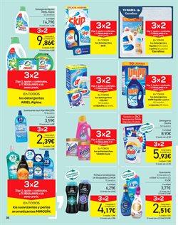 Ofertas de Ariel  en el folleto de Carrefour en Córdoba