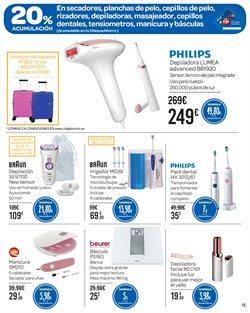 Ofertas de Báscula de baño  en el folleto de Carrefour en Gandia