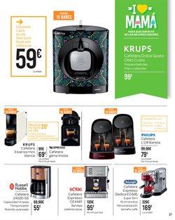 Ofertas de Pequeños electrodomésticos  en el folleto de Carrefour en Jerez de la Frontera