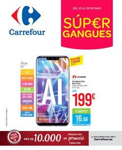 Ofertas de Hiper-Supermercados  en el folleto de Carrefour en Figueres