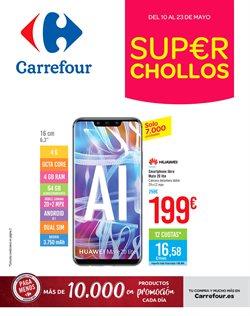 Ofertas de Hiper-Supermercados  en el folleto de Carrefour en Segovia
