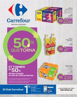 Ofertas de Carrefour  en el folleto de Molins de Rei