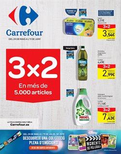 Ofertas de Hiper-Supermercados  en el folleto de Carrefour en Lleida