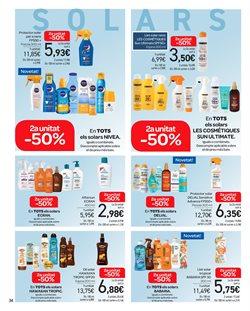 Ofertas de Ecran  en el folleto de Carrefour en Barcelona