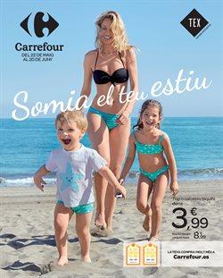 Ofertas de Ropa, zapatos y complementos  en el folleto de Carrefour en Terrassa