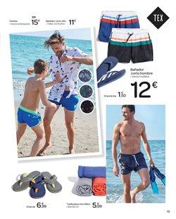 Ofertas de Camisa hombre  en el folleto de Carrefour en Alcalá de Henares