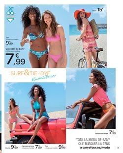 Ofertas de Vestidos  en el folleto de Carrefour en Sant Feliu