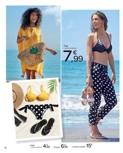 Ofertas de Pantalones mujer  en el folleto de Carrefour en Alicante