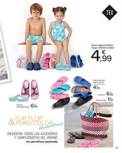 Ofertas de Zapatos  en el folleto de Carrefour en Jerez de la Frontera