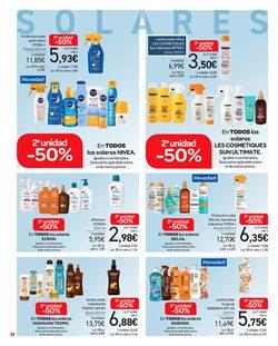 Ofertas de Nivea  en el folleto de Carrefour en Málaga