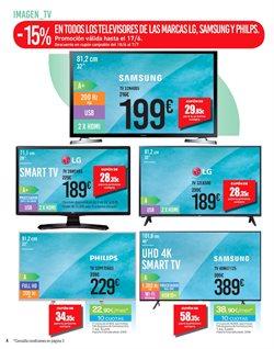 Ofertas de Televisor Samsung  en el folleto de Carrefour en Palma de Mallorca