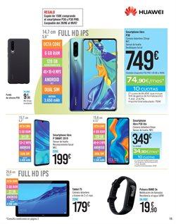 Ofertas de Tablet  en el folleto de Carrefour en San Sebastián de los Reyes