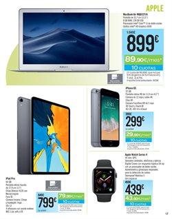 Ofertas de MacBook  en el folleto de Carrefour en Madrid