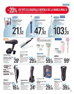 Ofertas de Braun  en el folleto de Carrefour en Barcelona
