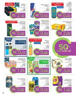 Ofertas de La Casera  en el folleto de Carrefour en Madrid