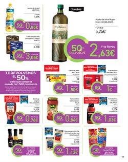 Ofertas de Salsas  en el folleto de Carrefour en San Sebastián de los Reyes