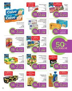 Ofertas de Tagliatelle  en el folleto de Carrefour en Madrid