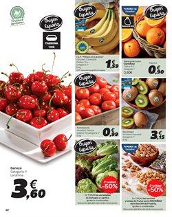 Ofertas de Plátanos  en el folleto de Carrefour en Madrid