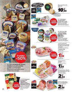 Ofertas de Pechuga de pavo  en el folleto de Carrefour en Madrid