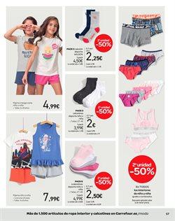 Ofertas de Calcetines  en el folleto de Carrefour en Madrid