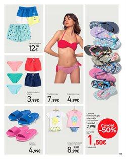Ofertas de Bikinis  en el folleto de Carrefour en Madrid