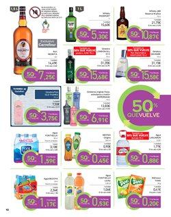 Ofertas de Refrescos  en el folleto de Carrefour en San Cristobal de la Laguna (Tenerife)