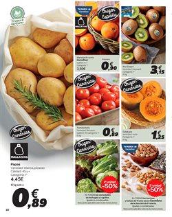 Ofertas de Patatas  en el folleto de Carrefour en Santa Lucía de Tirajana