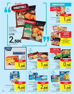 Ofertas de Pescanova  en el folleto de Carrefour en Vecindario