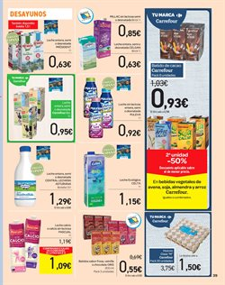 Ofertas de Leche  en el folleto de Carrefour en Santa Lucía de Tirajana