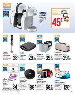 Ofertas de Robot aspirador  en el folleto de Carrefour en Vecindario