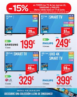 Ofertas de Televisores  en el folleto de Carrefour en Santa Lucía de Tirajana