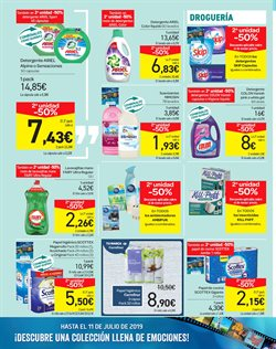 Ofertas de Ariel  en el folleto de Carrefour en Estepona
