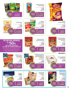 Ofertas de Helados  en el folleto de Carrefour en Cartagena