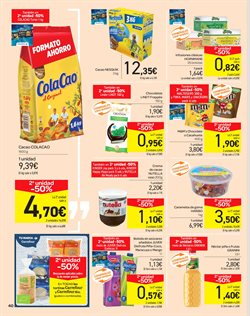 Ofertas de Cola Cao  en el folleto de Carrefour en Bilbao