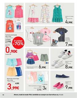 Ofertas de Camiseta niña  en el folleto de Carrefour en Bilbao