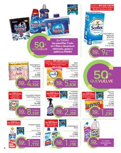 Ofertas de Papel higiénico  en el folleto de Carrefour en Málaga