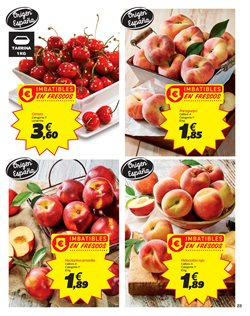 Ofertas de Peras  en el folleto de Carrefour en Málaga