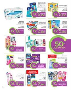 Ofertas de Maquinilla  en el folleto de Carrefour en Barcelona