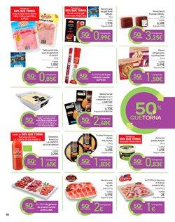 Ofertas de Campofrío  en el folleto de Carrefour en Barcelona