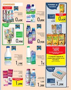 Ofertas de Pascual  en el folleto de Carrefour en Barcelona