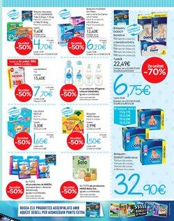 Ofertas de Cuidado del bebé  en el folleto de Carrefour en Barcelona