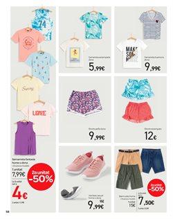 Ofertas de Pantalones mujer  en el folleto de Carrefour en Barcelona
