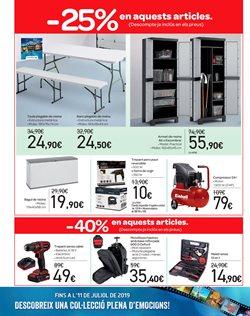 Ofertas de Taladro  en el folleto de Carrefour en Sabadell