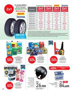 Ofertas de Neumáticos  en el folleto de Carrefour en L'Hospitalet de Llobregat