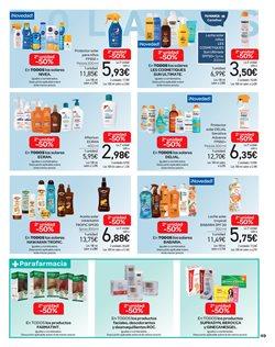 Ofertas de Nivea  en el folleto de Carrefour en El Ejido