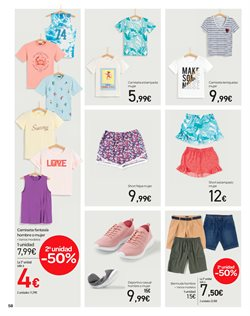 Ofertas de Camiseta mujer  en el folleto de Carrefour en Alicante