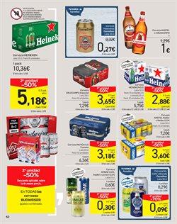 Ofertas de Mahou  en el folleto de Carrefour en Valladolid