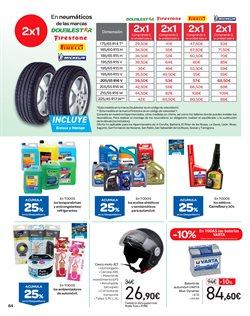 Ofertas de Varta  en el folleto de Carrefour en León