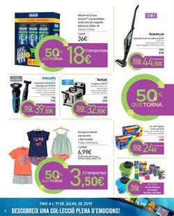 Ofertas de Philips  en el folleto de Carrefour en Molins de Rei