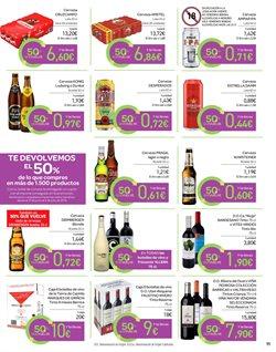 Ofertas de Latas de cerveza  en el folleto de Carrefour en Mairena del Aljarafe